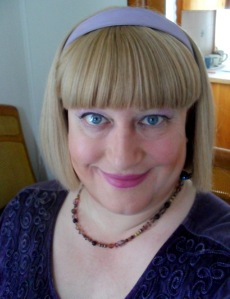 The fifth anniversary of my little gender epiphany. At home, in the house where I grew up, January 9, 2013.