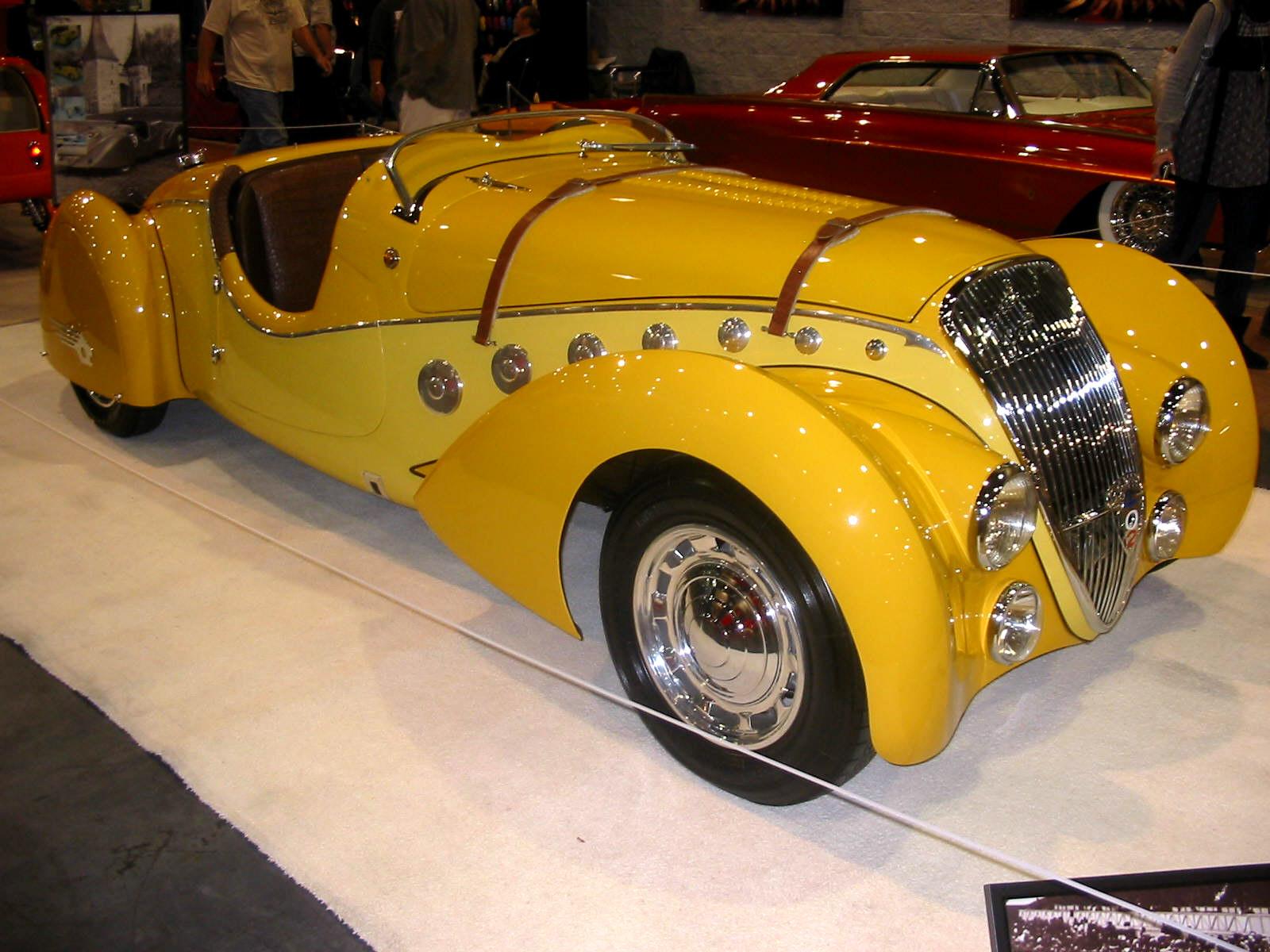 pre war race cars