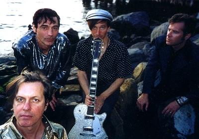 Image result for Fleshtones Ken Fox 1986