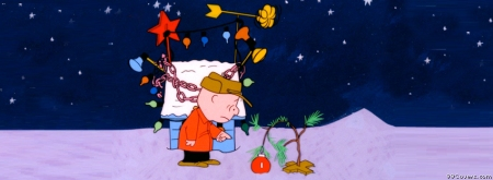 Charlie-Brown-Christmas-Tree-Facebook-Cover