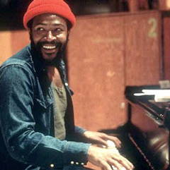 Marvin Gaye: Cause for joy and sorrow.