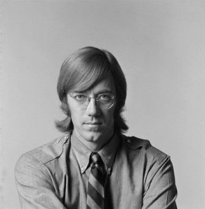 Ray Manzarek, 20th century. Not a fox, but a damn good keyboardist.
