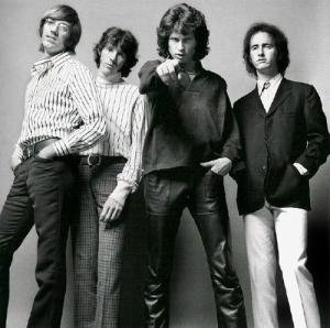 The Doors 20th Century: Manzarek, John Densmore, some guy Val Kilmer tried to imitate and Robby Krieger.