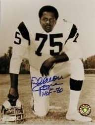 Yes, Deacon Jones was briefly a recording artist.