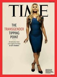 I guess transpeople are trendy, now that Time says so.
